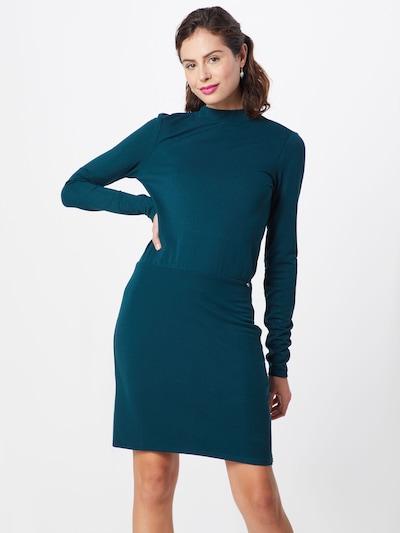 TOM TAILOR DENIM Kleid in grün, Modelansicht