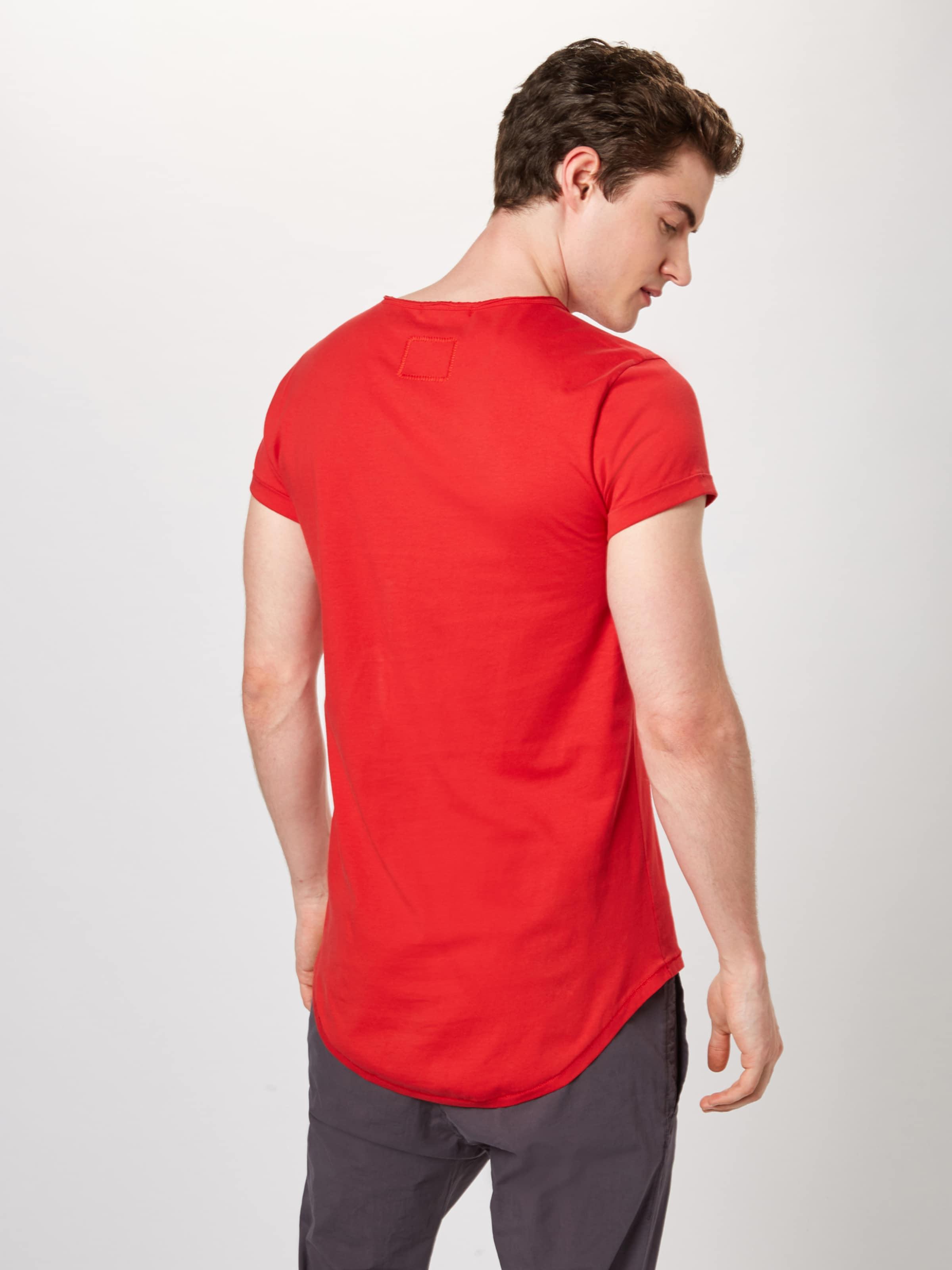 'milo' Tigha Rouge En T shirt doBCxe