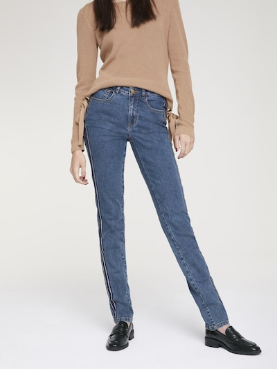 heine Jeans 'Belena' in blue denim, Modelansicht