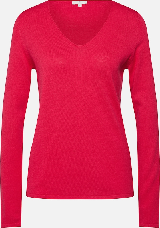 TOM TAILOR Pullover in pink, Produktansicht