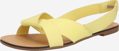 VAGABOND SHOEMAKERS Sandale 'Tia' in gelb, Produktansicht