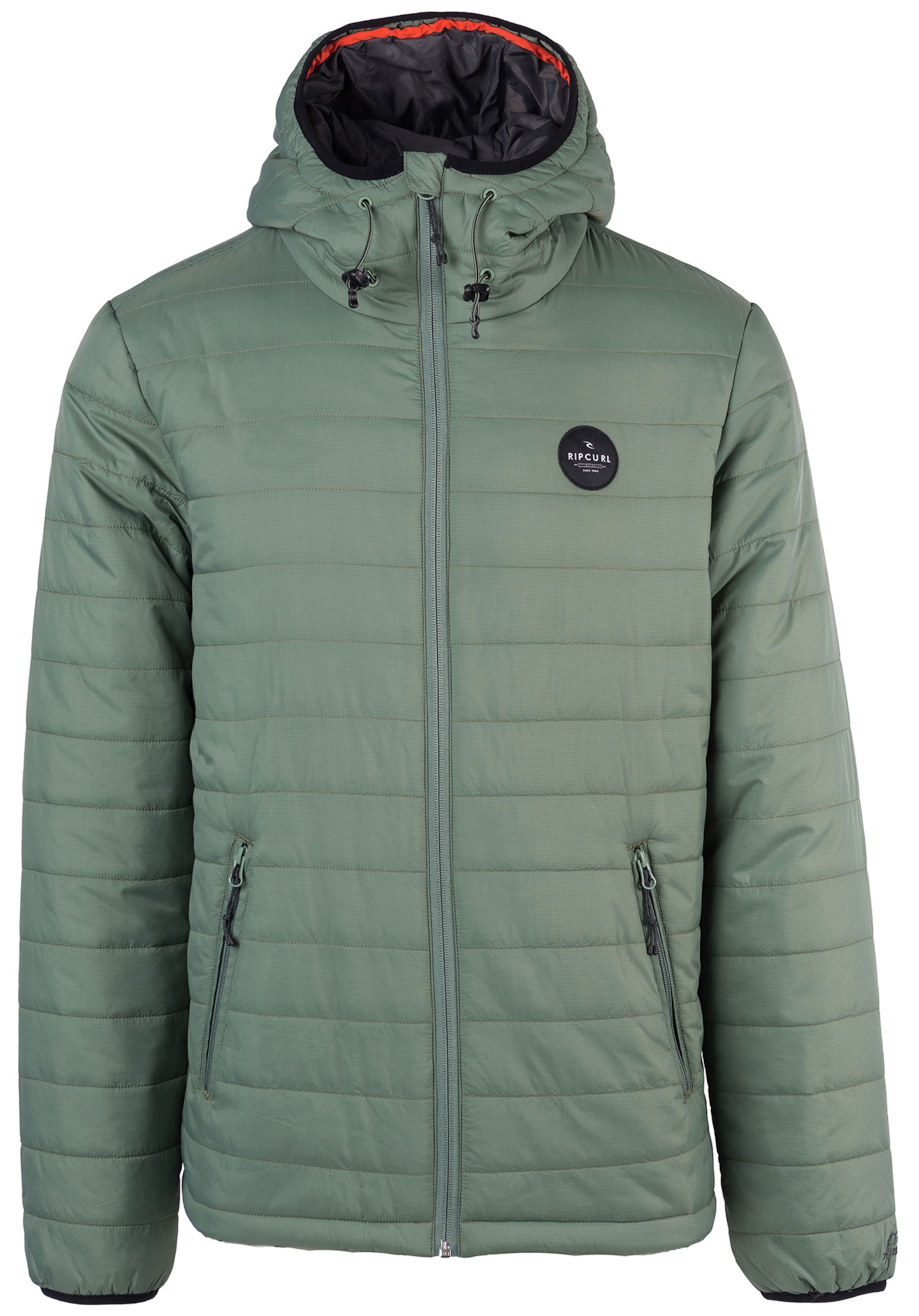 Smaragd Insulated' Rip 'melter Curl Funktionsjacke In QedBCroWx