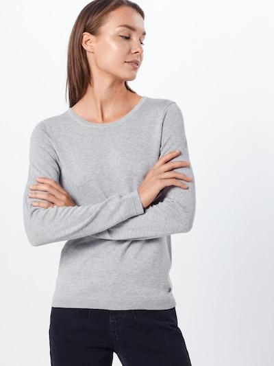 ESPRIT Pullover 'NOOS OCS Swtr' in hellgrau, Modelansicht