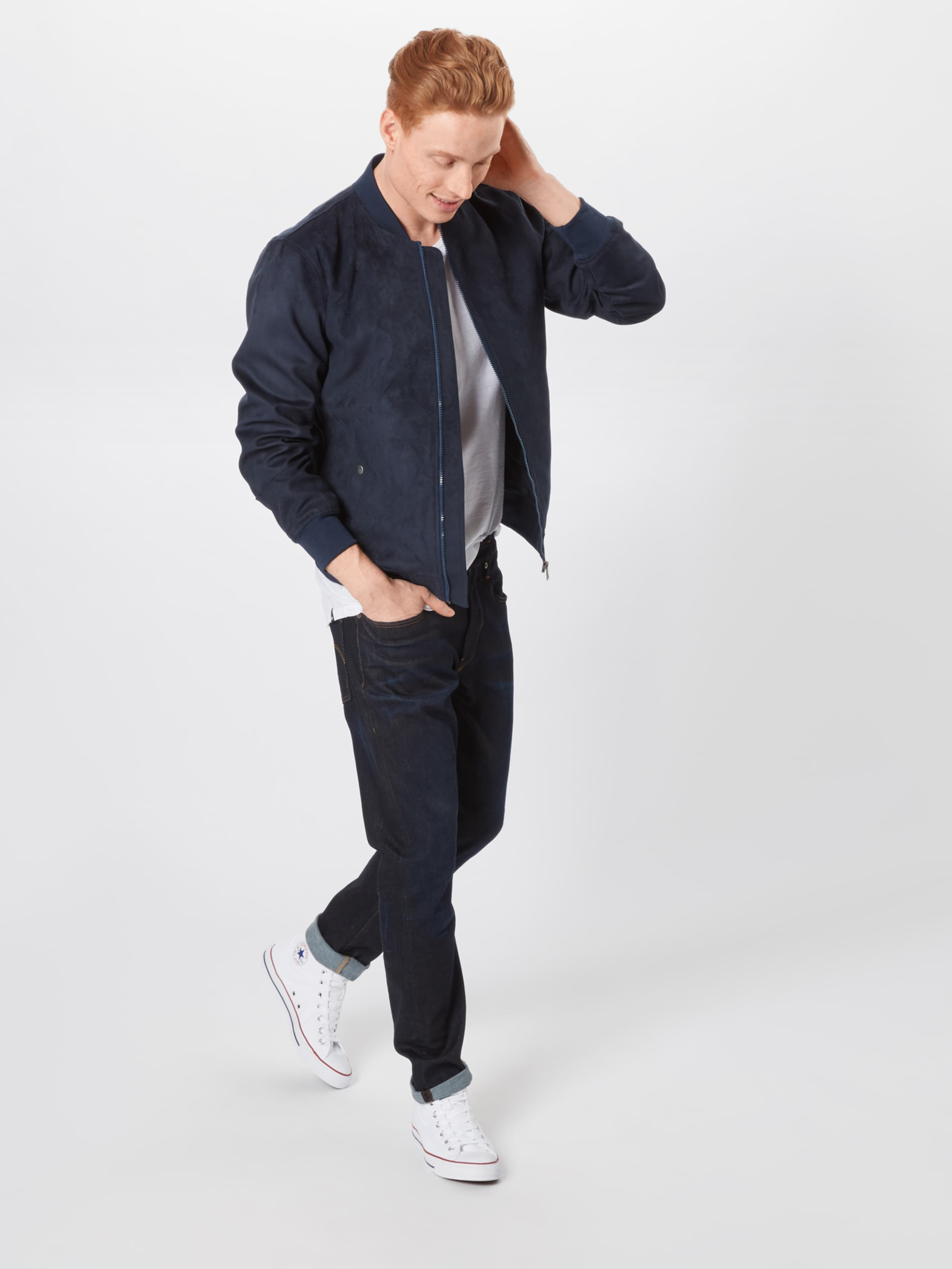 'ingo Slc' Tee T Denham shirt En Blanc KlF1TJc
