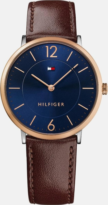 TOMMY HILFIGER Quarzuhr »Sophisticated Sport, 1710354«