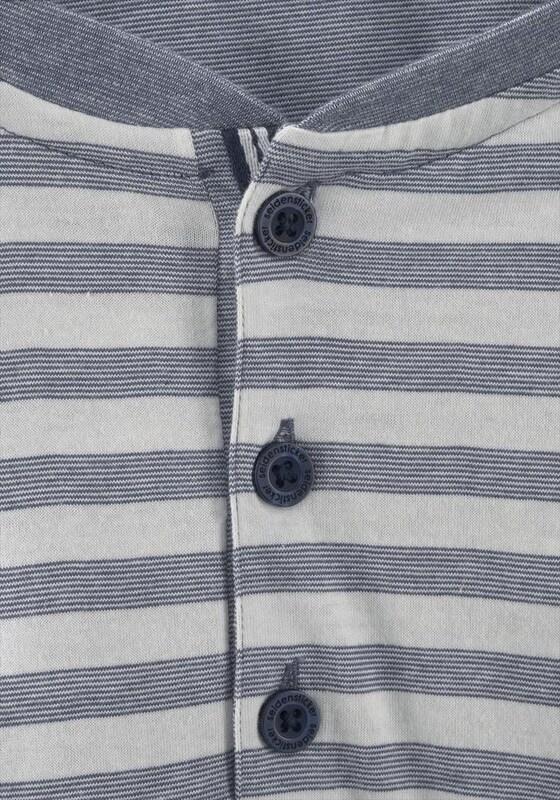 SEIDENSTICKER Pyjama kurz Shorty Streifen