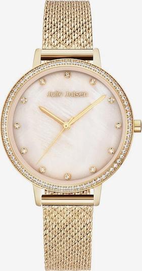 Julie Julsen Uhr in gold: Frontalansicht