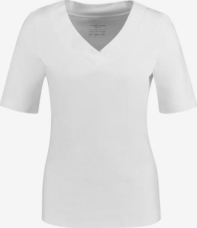 GERRY WEBER T-Shirt in weiß, Produktansicht