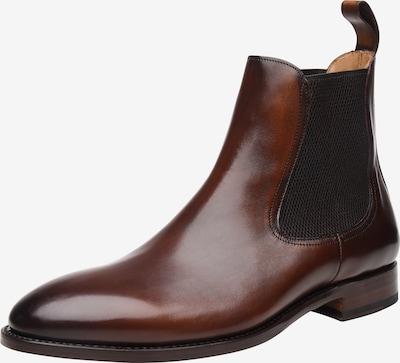 SHOEPASSION Boots rahmengenäht 'No. 6830' in dunkelbraun, Produktansicht