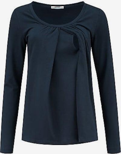 LOVE2WAIT Shirt in kobaltblau, Produktansicht