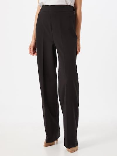 MOS MOSH Spodnie 'Rita Gaia' w kolorze czarnym, Podgląd na modelu(-ce)