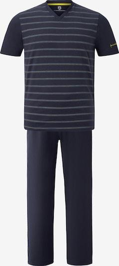 Jan Vanderstorm Schlafanzug 'Eili' in blau, Produktansicht