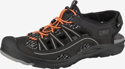 CMP Sandale 'Adhara Hiking' in grau / schwarz, Produktansicht