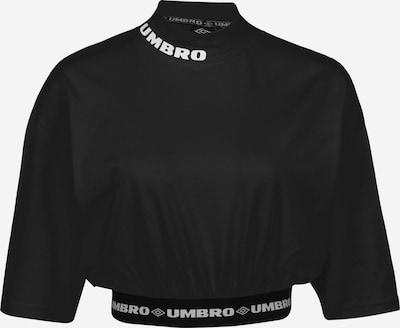 UMBRO T-Shirt 'Migra' in schwarz, Produktansicht