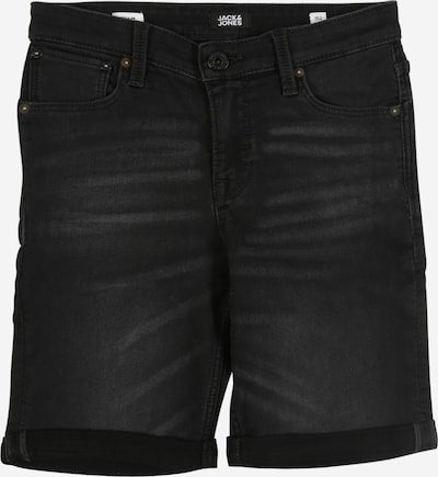 Jack & Jones Junior Vaquero 'Rick' en negro denim, Vista del producto