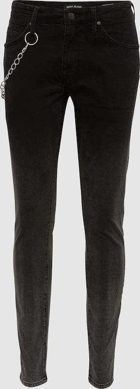 Mavi Jeans 'LEO' in schwarz denim  Markenkleidung für Männer und Frauen