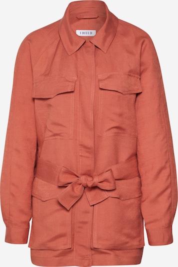 EDITED Kurtka przejściowa 'Carey' w kolorze brązowy / rdzawobrązowym, Podgląd produktu