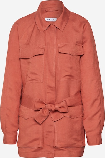 EDITED Prechodná bunda 'Carey' - hnedá / hrdzavohnedá, Produkt