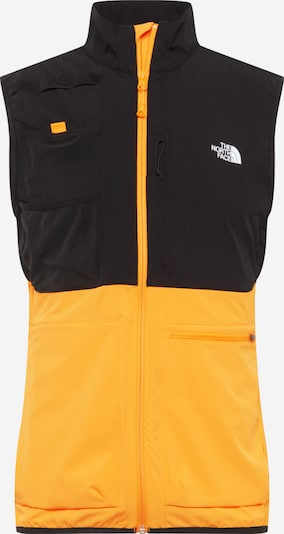 THE NORTH FACE Sportbodywarmer 'VARUNA' in de kleur Sinaasappel / Zwart, Productweergave