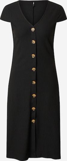 ONLY Obleka 'ONLNELLA S/S DRESS JRS' | črna barva, Prikaz izdelka