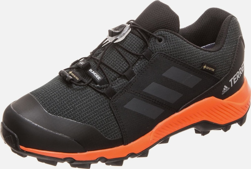 ADIDAS PERFORMANCE Laufschuh 'Terrex GTX Trail' in orange / schwarz, Produktansicht