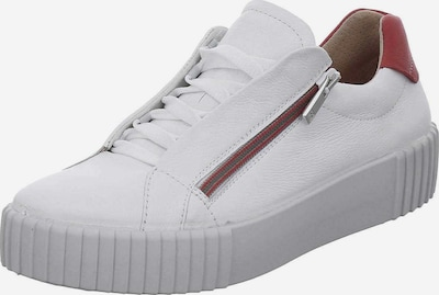ROMIKA Sneaker in dunkelrot / weiß, Produktansicht