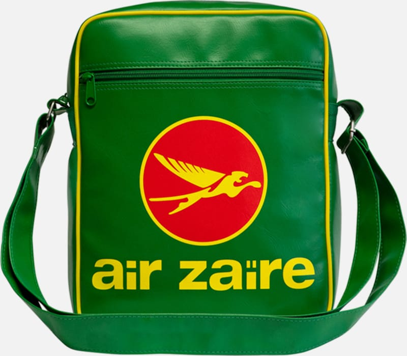 LOGOSHIRT Tasche 'Air Zaire Airways'