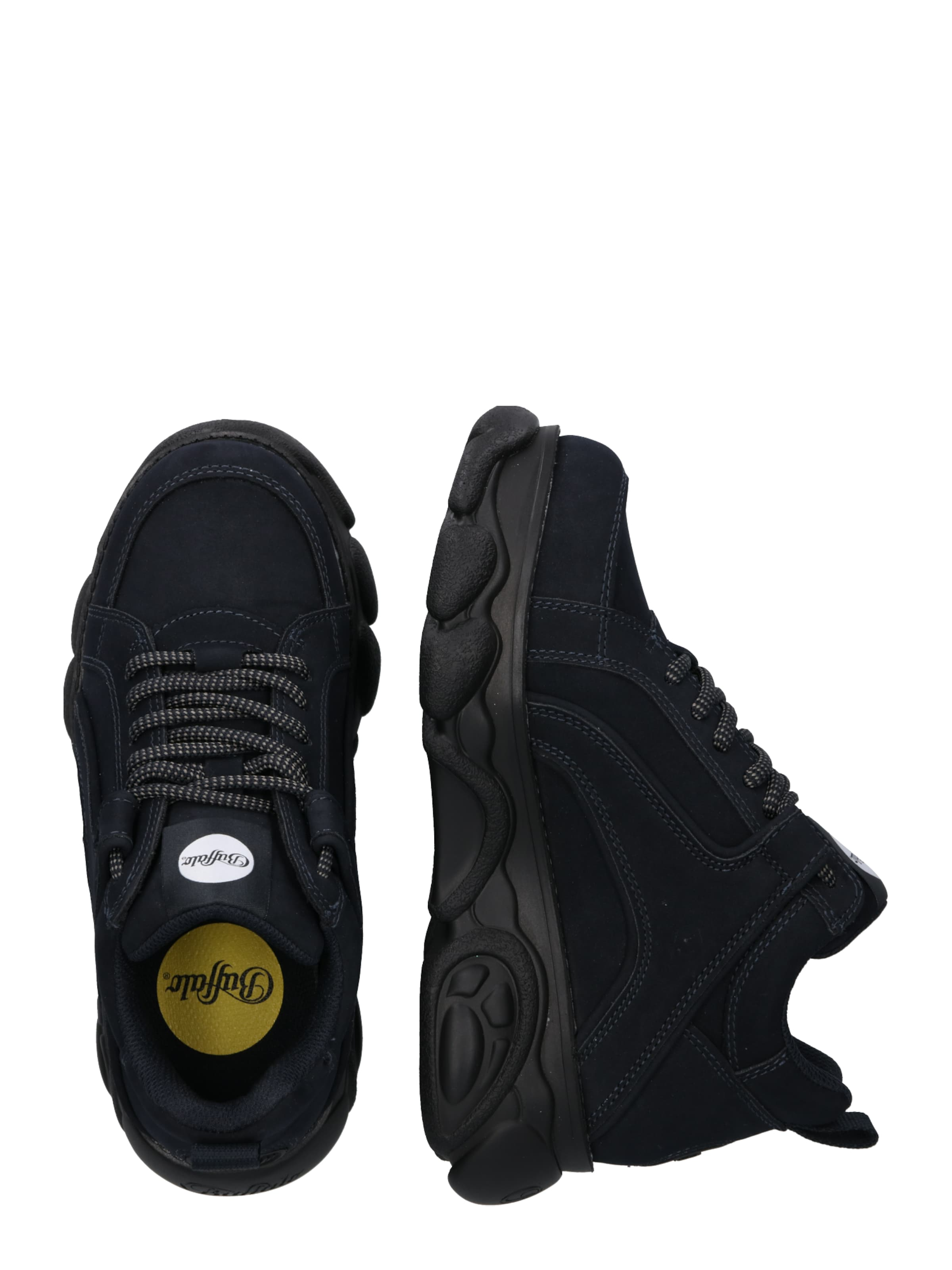Buffalo In 'corin' Buffalo Sneaker Navy Sneaker Pk80OnwX