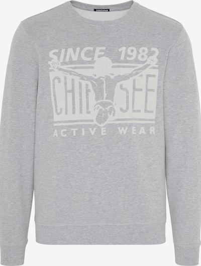 CHIEMSEE Bluzka sportowa w kolorze szarym, Podgląd produktu