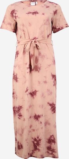 Junarose Kleid 'MIINA' in rosa, Produktansicht