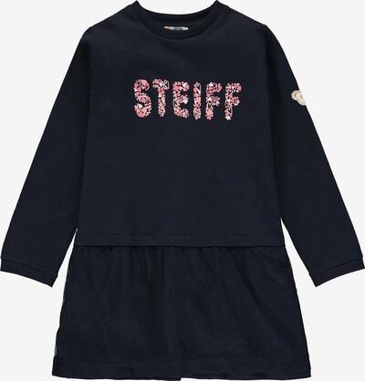 STEIFF Kleid in nachtblau / rosa, Produktansicht