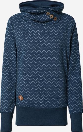 Ragwear Mikina - modrá džínovina / offwhite, Produkt
