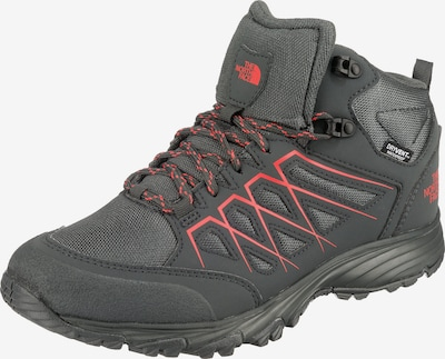 THE NORTH FACE Schuhe 'Venture Fasthike Mid Wp' in anthrazit, Produktansicht