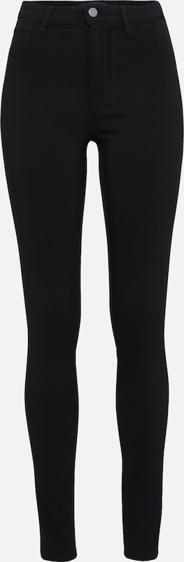 PIECES Jeggings 'HIGHSKIN WEAR' in schwarz, Produktansicht