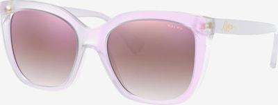 RALPH LAUREN Sonnenbrille 'SPRITZGUSS' in flieder / transparent, Produktansicht