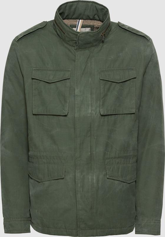 JACK & JONES Militärjacke 'JGoldSCART' in dunkelgrün  Neue Kleidung in dieser Saison