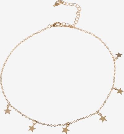 We Are Flowergirls Kette '7 Star Necklace Gold' in gold, Produktansicht