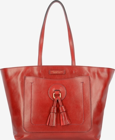 The Bridge Shopper 'Santacroce' in rot, Produktansicht