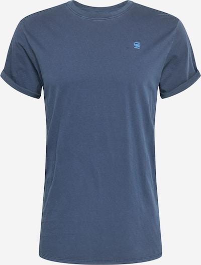 G-Star RAW Shirt in blau, Produktansicht