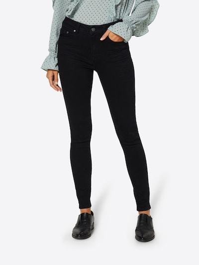 OBJECT Jeans in black denim, Modelansicht