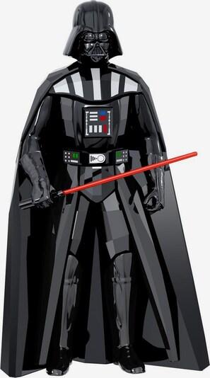 Swarovski Dekofigur 'Darth Vader' in blau / grün / rot / schwarz / weiß, Produktansicht