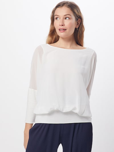 ESPRIT Bluse 'New Light Chiff' in offwhite, Modelansicht