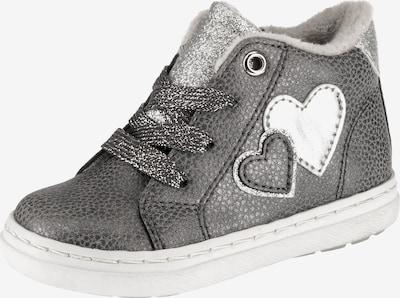 Sprox Schuhe in silbergrau / graumeliert / silber / weiß, Produktansicht