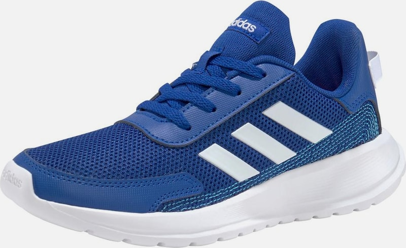 ADIDAS PERFORMANCE Sneaker 'Tensaur Run' in blau: Frontalansicht