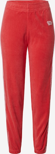 Nike Sportswear Pantalon 'TERRY' en rouge, Vue avec produit