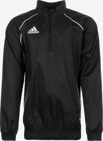 ADIDAS PERFORMANCE Sportjas 'Core 18' in de kleur Zwart, Productweergave