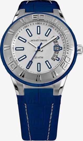 Jacques Lemans Uhr 'Miami 1-1770C' in blau / silber, Produktansicht