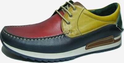 Galizio Torresi Schnürschuhe in mischfarben, Produktansicht