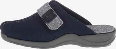 ROHDE Pantoffeln in blau, Produktansicht