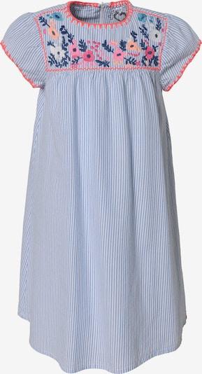 JETTE BY STACCATO Kleid in navy / hellblau / pink / dunkelpink / weiß, Produktansicht